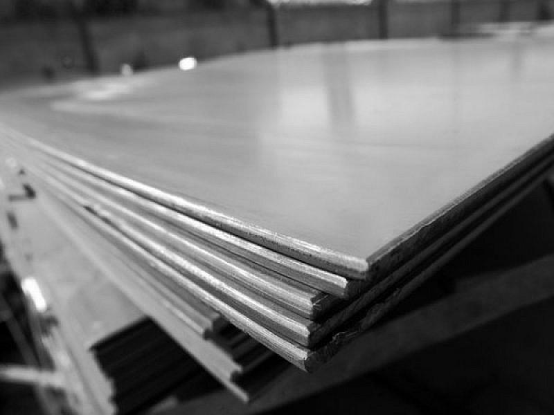 Металлический лист для изготовления лопастей винтовых свай