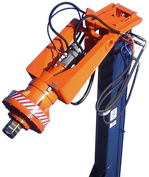 Механизм вращения МВ-85