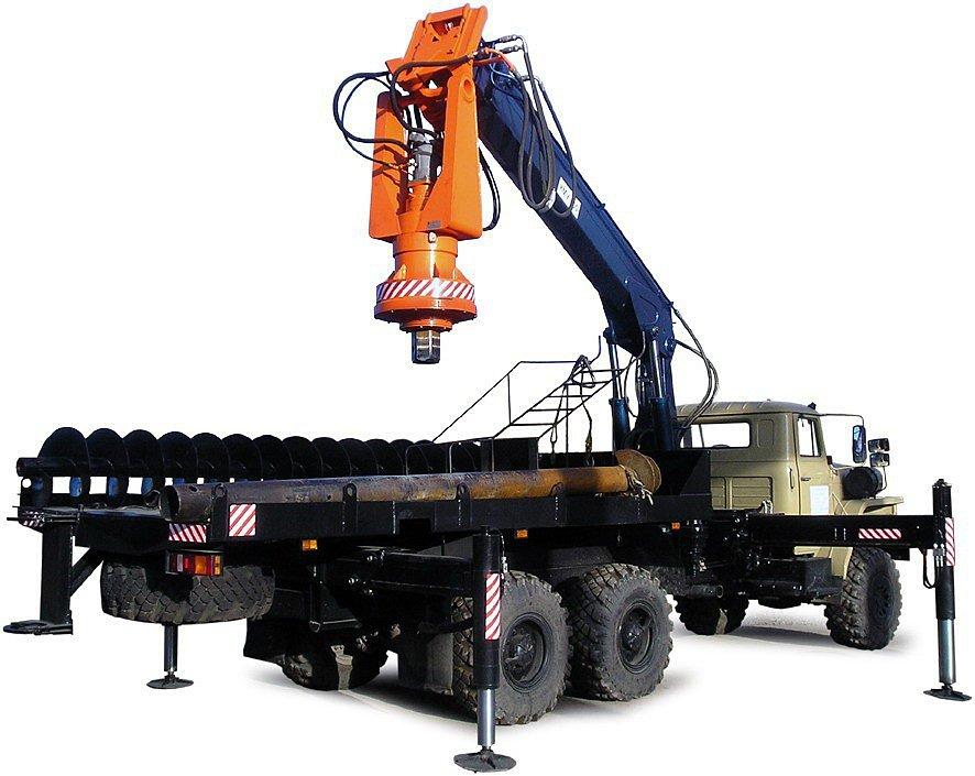 Универсальная бурильная машина УБМ-85